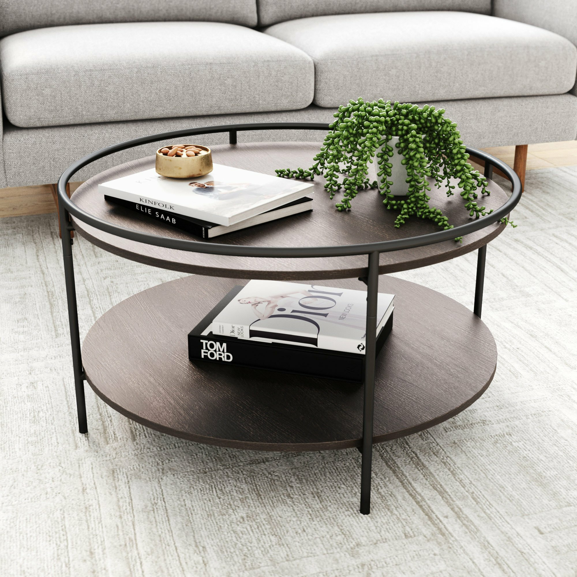 - 17 Stories Wilmington Coffee Table With Storage & Reviews Wayfair