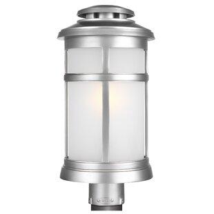 Best Reviews Ishiro Outdoor 1-Light Lantern Head By Longshore Tides