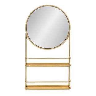 Bargain Micheals Makeup/Shaving Mirror By House of Hampton
