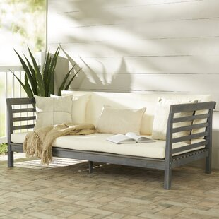 Bodine Patio Daybed by Beachcrest Home Best