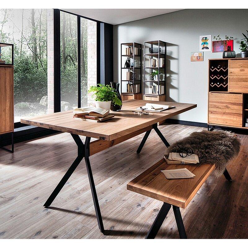 Alberton 2 Piece Solid Wood Dining Set Allmodern