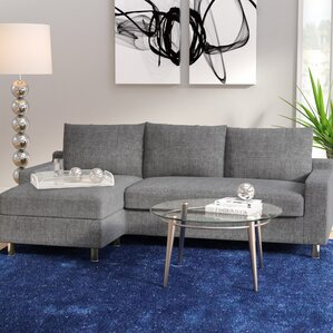 Mollie Sleeper Sectional by Wade Logan