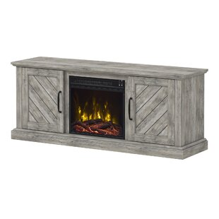 Liu TV Stand for TVs up to 60 with optional Fireplace By Gracie Oaks