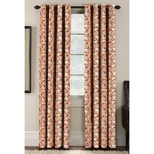 Batik Curtain Panels (Set of 2)