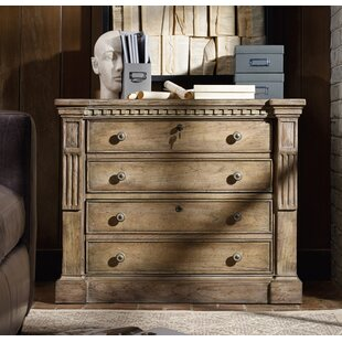 Sorella 2-Drawer Lateral Filing Cabinet by Hooker Furniture
