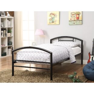 Westhampton Twin Platform Bed by Zoomie Kids
