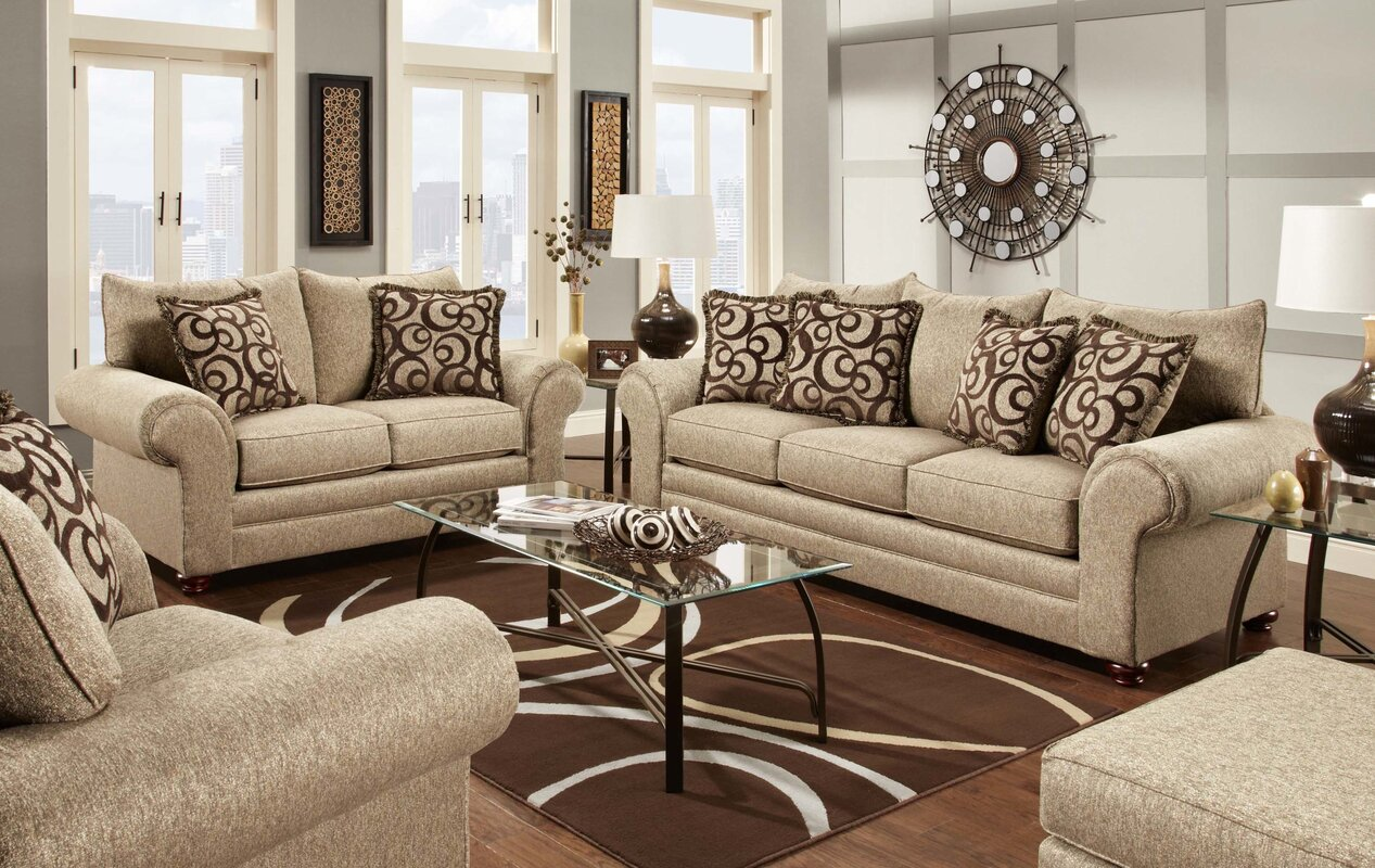 Living Room Sets  SKU  WCF2063  default nameChelsea Home Astrid Living Room Collection   Reviews   Wayfair. Living Room Collections. Home Design Ideas