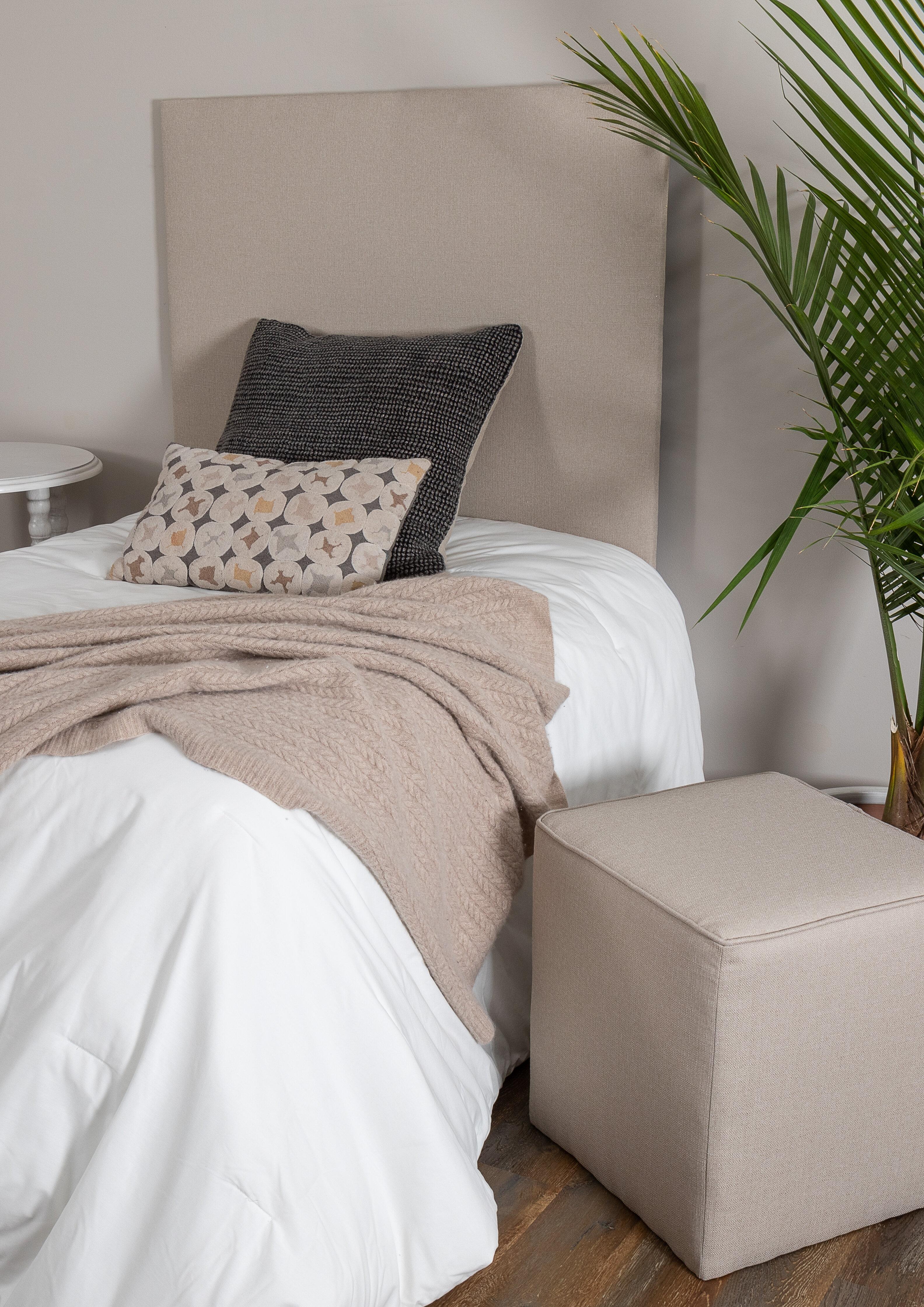 Picture of: Harriet Bee Maroney Twin Upholstered Headboard Wayfair