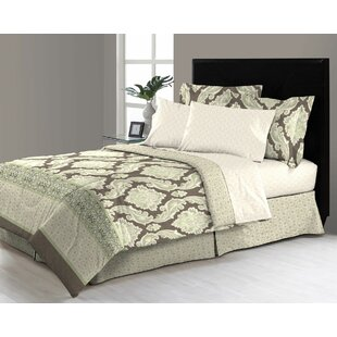 Ackley Reversible Comforter Set by Charlton Home Reviews