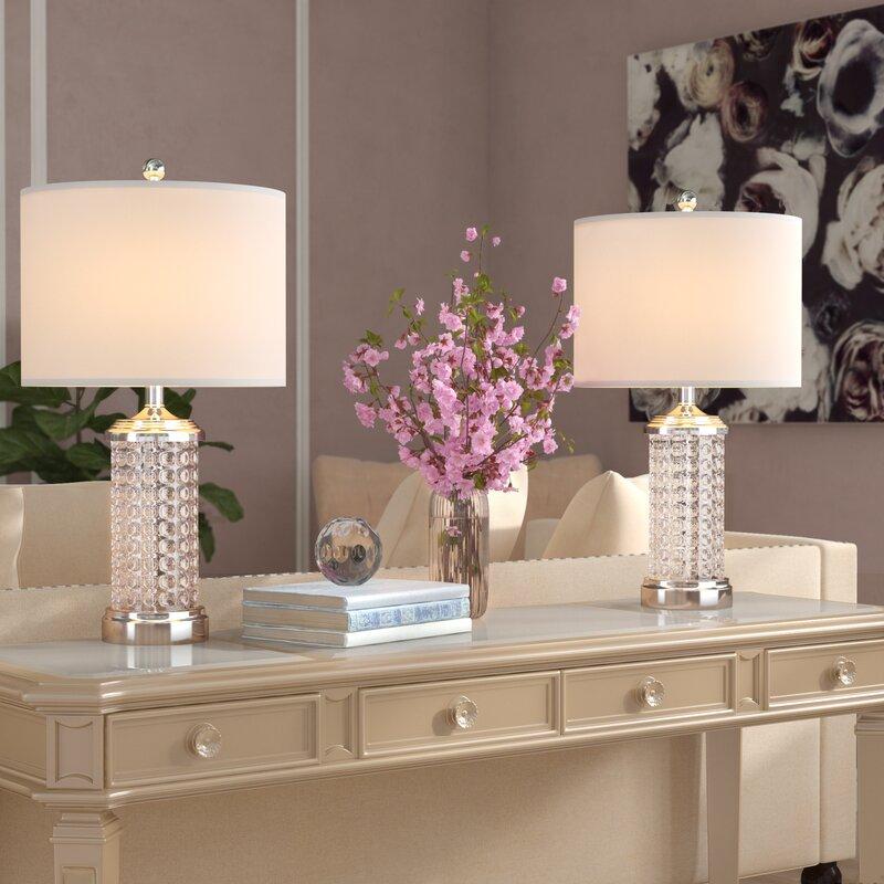 Lahey 2 Piece Table Lamp Set