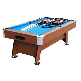Deluxe 8' Pool Table by Northlight Seasonal
