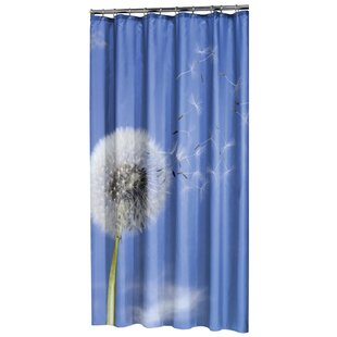 Dandelion Seeds Single Shower Curtain by Sealskin 2019 Online