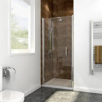 Coastal Industries Paragon Series 32 X 69 Hinged Framed Shower Door Wayfair