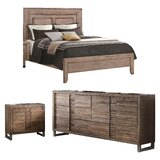Veronica Standard Configurable Bedroom Set by Foundry Select