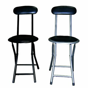 Plastic Folding Chair (Set of 2) by ORE Furniture