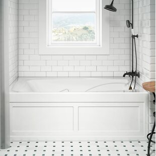 Cetra Pure Left-Hand 60 x 36 Drop in Air Bathtub By Jacuzzi?
