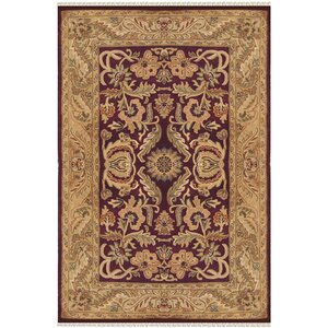 Agra Hand-Tufted Area Rug
