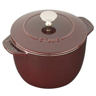 Staub Cast Iron 1.5 Qt. Petite Round Dutch Oven