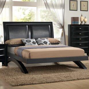 Shop For Plumwood Upholstered Platform Bed ByRed Barrel Studio