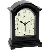 Antique Grandfather Tabletop Clock by Infinity Instruments