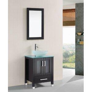 24″ Single Bathroom Vanity Set