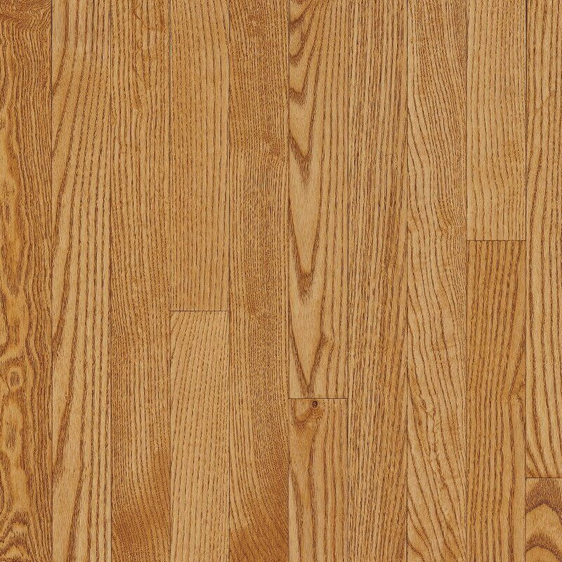 Dundee 3 1 4 Solid White Oak Hardwood Flooring In Spice