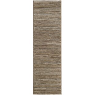 Order Gillenwater Brown/Ivory Indoor/Outdoor Area Rug By Charlton Home