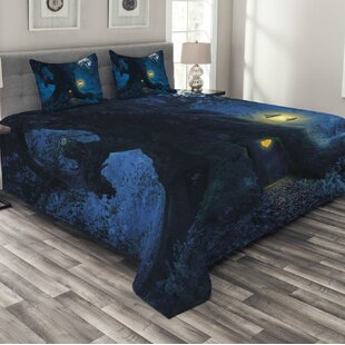 Forest Coverlet Set