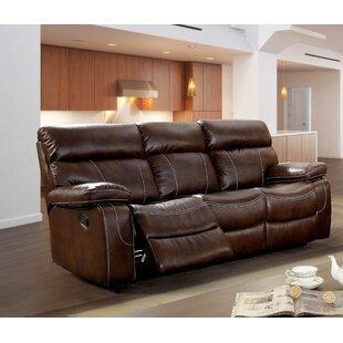 Shop Kian Reclining Sofa by Winston Porter