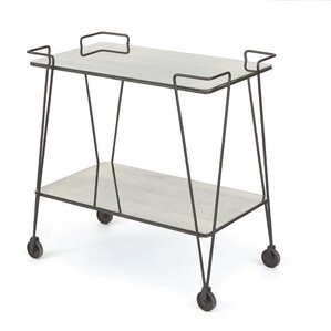 Roswell Bar Cart by 17 Stories