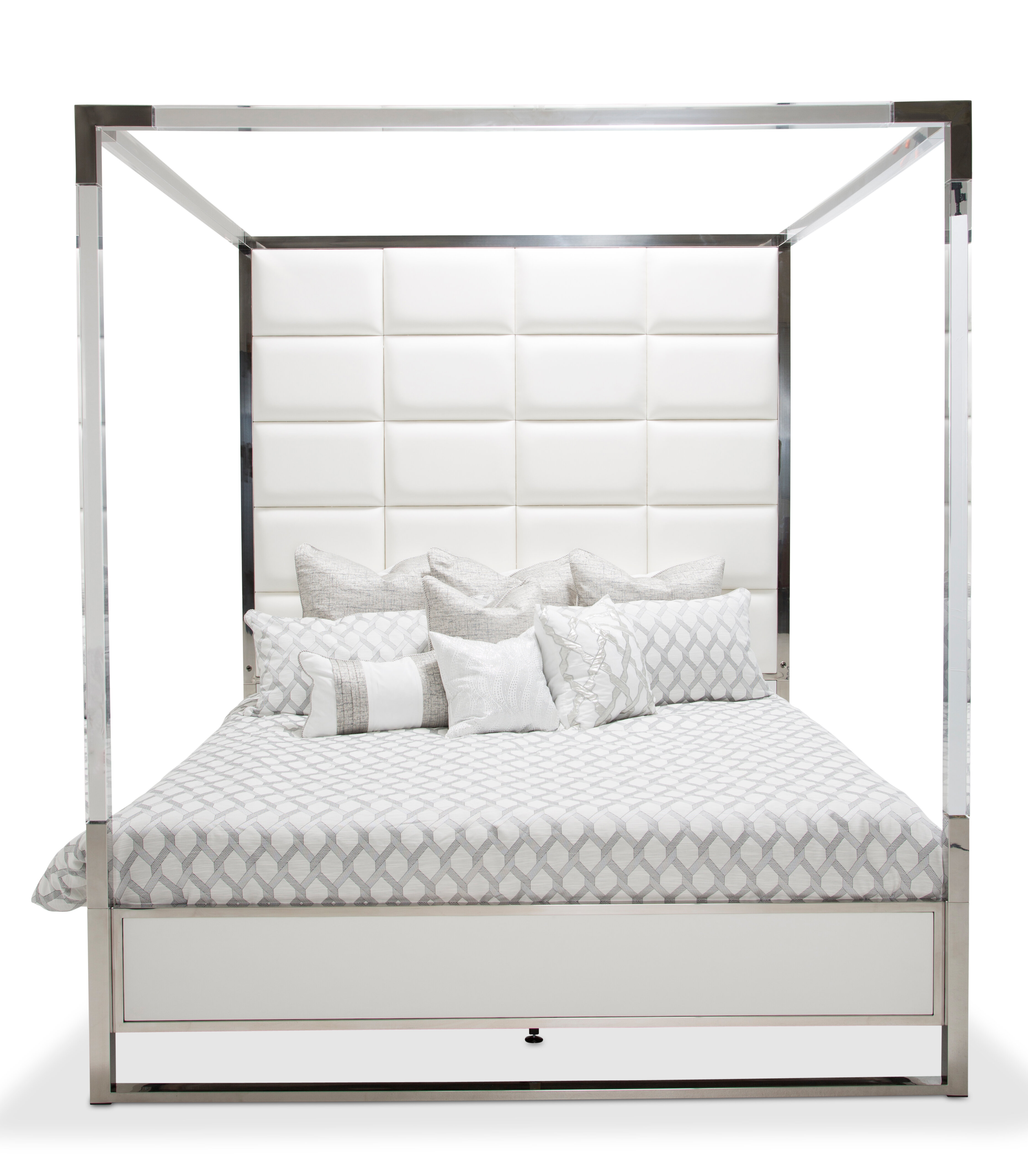 Canopy Glam Beds You Ll Love In 2021 Wayfair