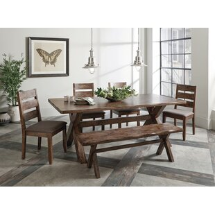 Orland Dining Table by Loon Peak Top Reviews