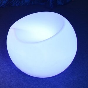 LED-Sessel Apple von Hazelwood Home