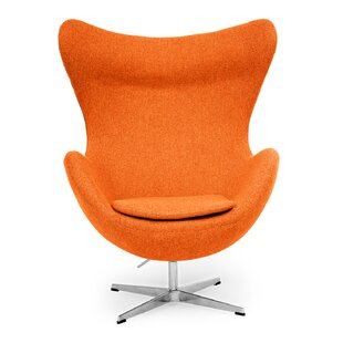 Deniela Swivel Balloon Chair