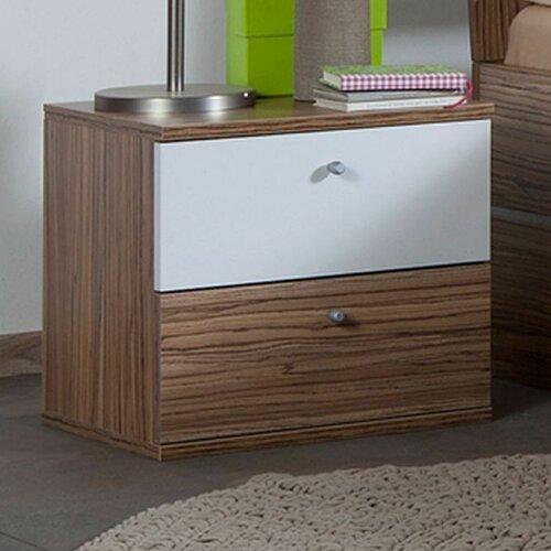 Nachttisch Arkadelphia | Schlafzimmer > Nachttische | Samba | Spanplatte - Holzwerkstoff | Marlow Home Co.