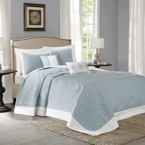 Mikayla 5 Piece Bedspread Set