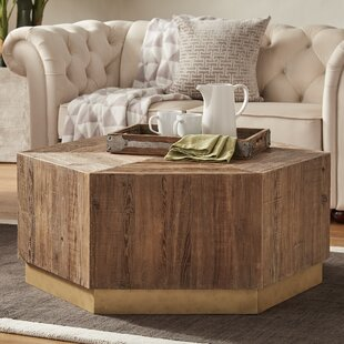 Kershner Coffee Table by Everly Quinn