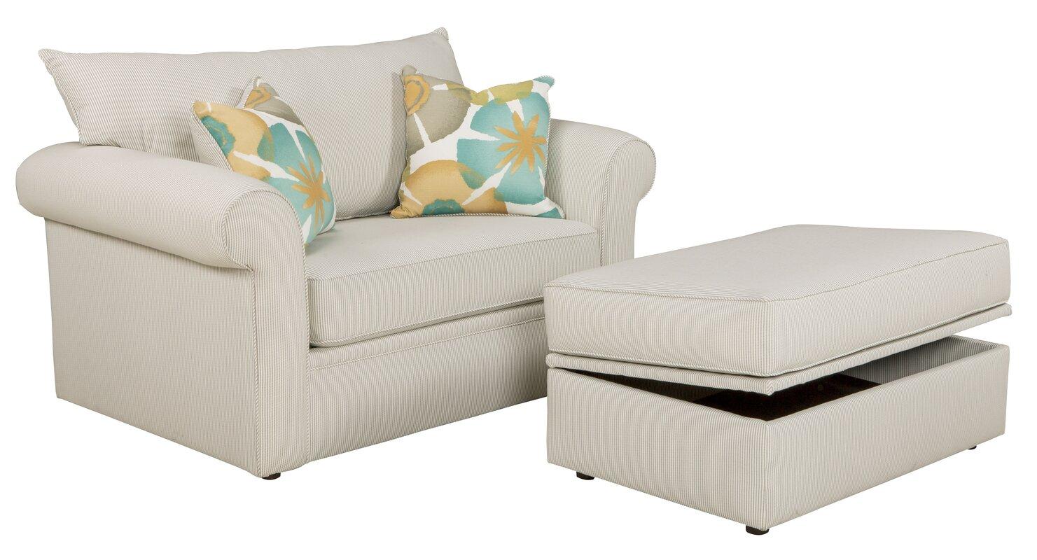 Edgar Twin Sleeper Sofa