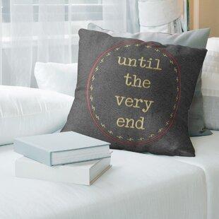 Gold Foil Pillow Wayfair