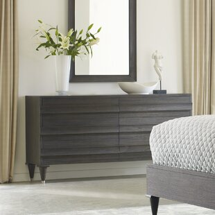 Logan 6 Drawer Double Dresser