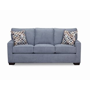 Buy clear Janita Sleeper Sofa by Simmons Upholstery by Red Barrel Studio Reviews (2019) & Buyer's Guide