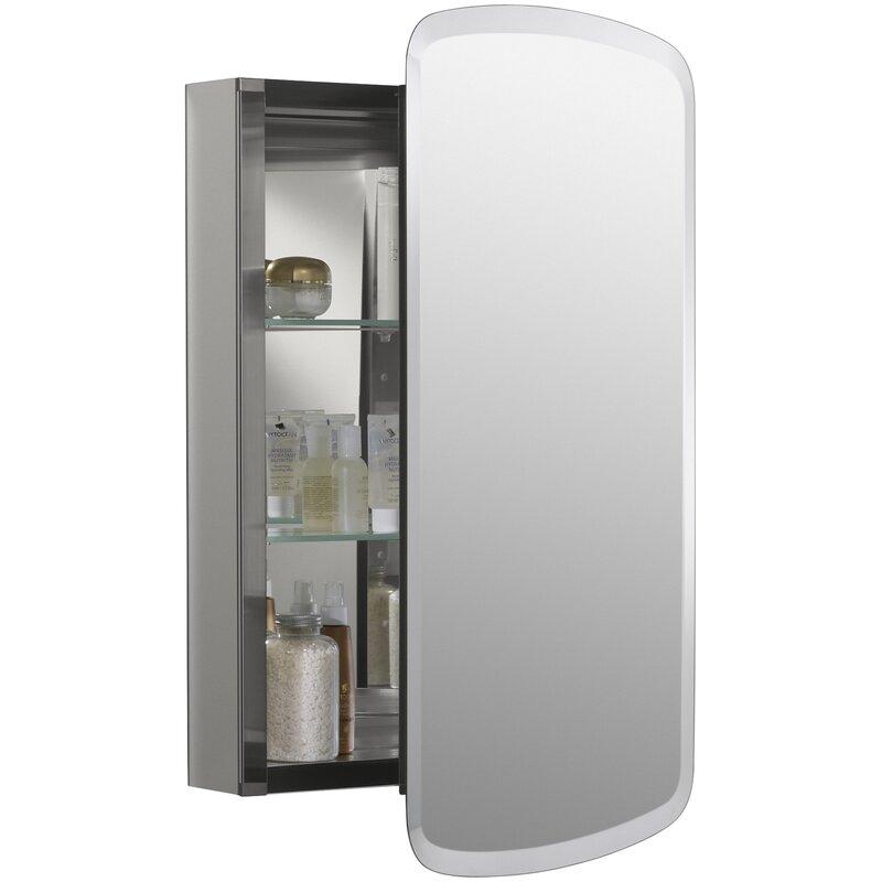 K Cb Clc2031ban Kohler Bancroft 20 W X 31 H Aluminum Single Door