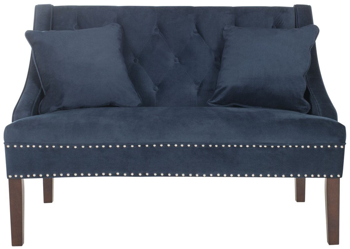 Willa Arlo Interiors Beaulah Upholstered Bench & Reviews | Wayfair
