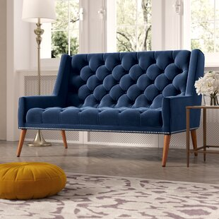 Mcwilliams Loveseat by House of Hampton Coupon