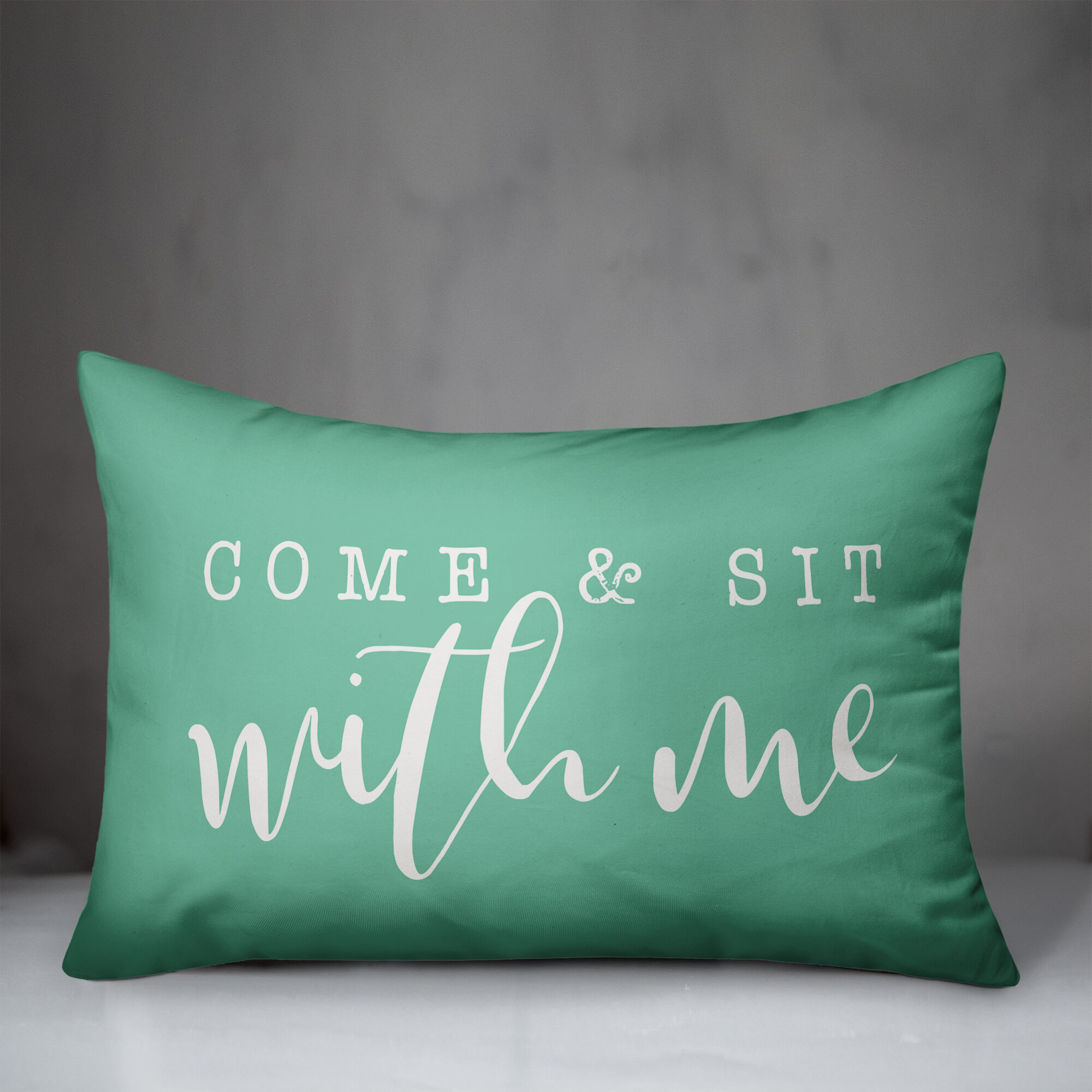 Green Throw Pillows Free Shipping Over 35 Wayfair
