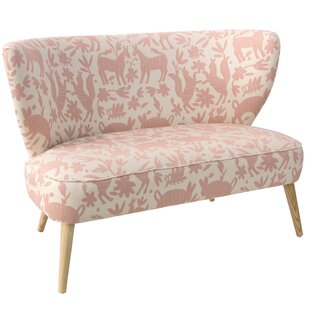 Iyana Wallflower Settee by Mistana