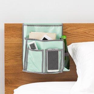 College Storage Fabric Bedside Caddy Rebrilliant