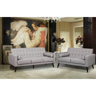 Brody 2 Piece Living Room Set