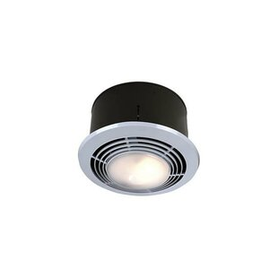 70 Cfm Bathroom Fan With Heater And Light