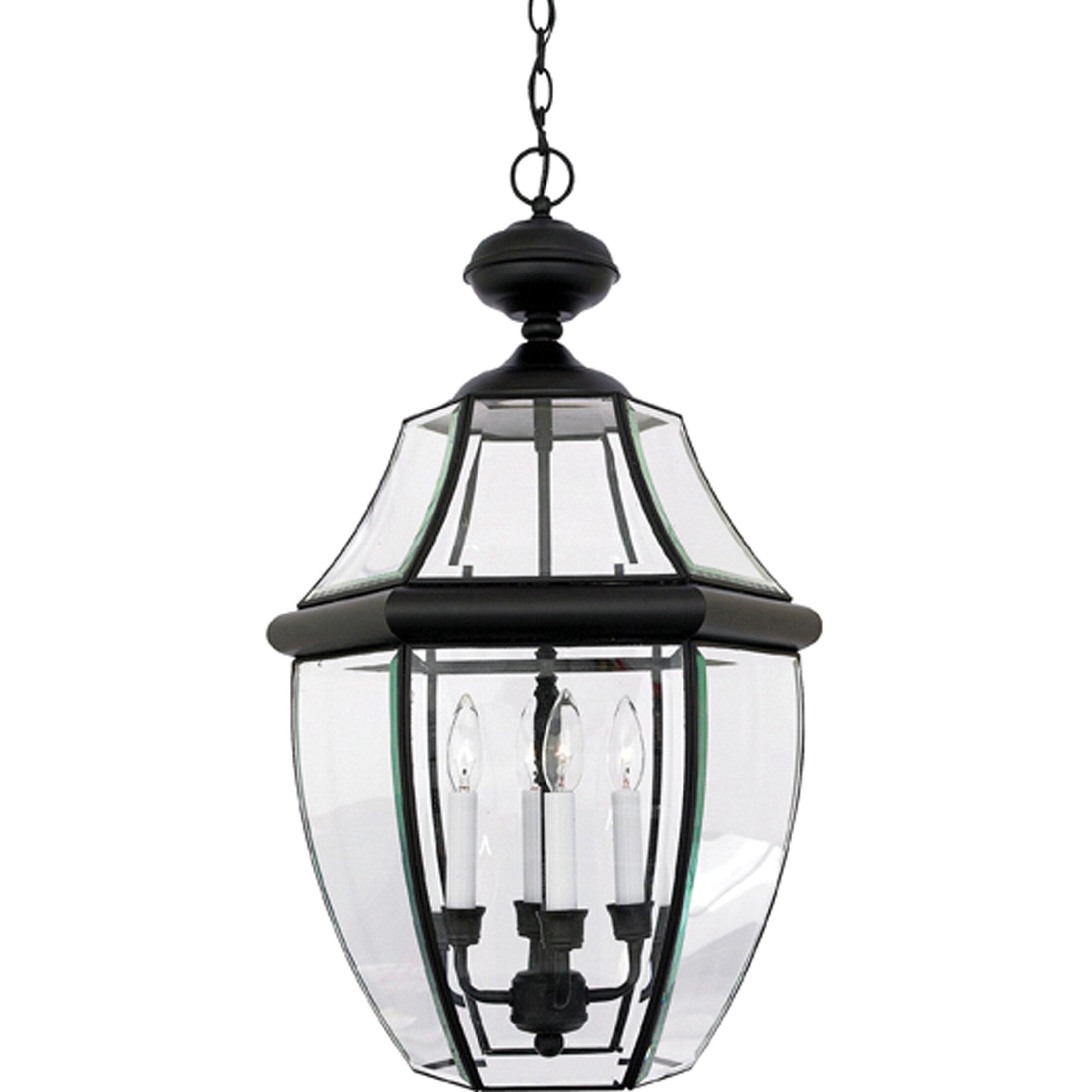 Three posts mellen 4 light outdoor hanging lantern reviews wayfair